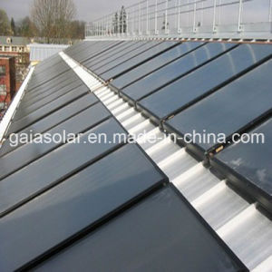 Flat Plate Collector Pool Energy Solar Panel Systems pictures & photos