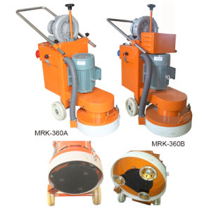 Surface Preparation Concrete Floor Grinder Machine with Vacuum pictures & photos