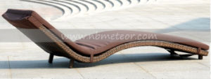 Mtc-106 Garden Patio Furniture Lounge Rattan Daybed pictures & photos