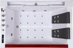 Indoor Massage Bath Bathtub for Two Person (TLP-676) pictures & photos