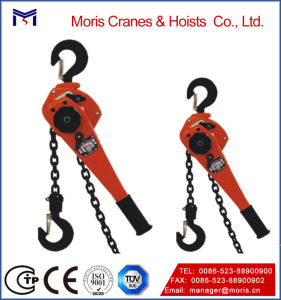 Mini Portable Manual Lever Hoist pictures & photos