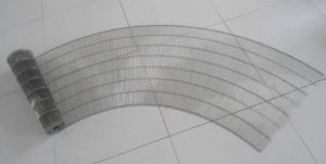 Food Wire Mesh Belt for Bread, Conveyor Toaster, Chocolate pictures & photos