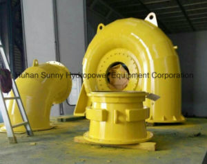 Small Francis Turbine/ Hydropower Generator pictures & photos