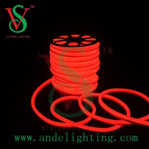 Factory Price LED Red Neon Flex Rope Lights pictures & photos