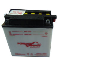 12N9-4B-1 12V9ah Conventional Flooded Lead Acid Dry Charged Motorcycle Battery pictures & photos
