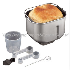 Hot-Selling 3.0lb Stainless Steel Automatic Bread Maker Sf-3001 pictures & photos