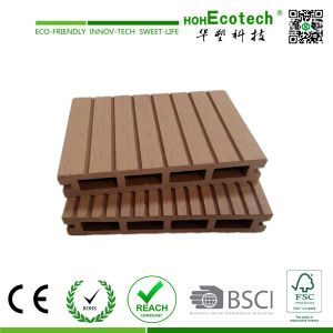 Anti-Slip WPC Decking Board /Swimming Pool Composite Decking pictures & photos