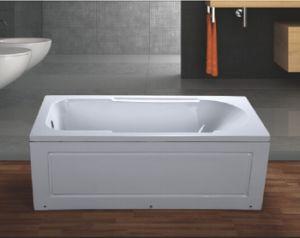 Acrylic Rectangle Apron/Skirt Simple Bathtub/Classic Bathtub (BNG2027)