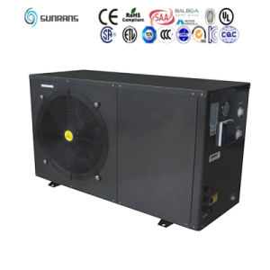 China Brand Domestic Appliances Cop Heat Pump for Cold Weather pictures & photos