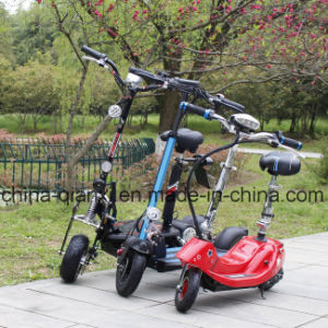 Cheap and Classic Electric Scooter Qx-1001 pictures & photos