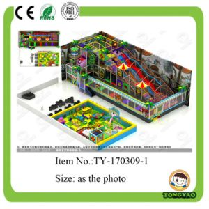 LLDPE Indoor Playground for Kids (TY-170309-1) pictures & photos