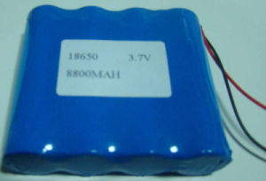 3.7V 8800mAh Lithium Ion 18650 Battery
