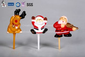 Handmade Fine Plastic Christmas Decoration pictures & photos