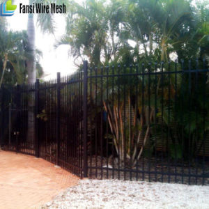 Spear Top Tubular Cheap Steel Fence pictures & photos