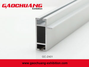40mm Beam Extrusion for Aluminum Exhibition Booth Display Stand (GC-Z401) pictures & photos