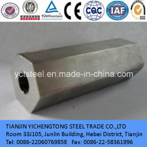 304 Stainless Steel Seamless Special Section Pipe with Hexagonal pictures & photos