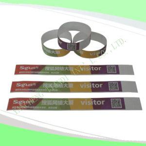 Entertainment One-Time off Tyvek Wristbands (E3000-4-3) pictures & photos