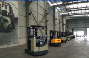 Un 1.3t 1300kg Stand-on Reach Truck (FBR13-AZ1) pictures & photos