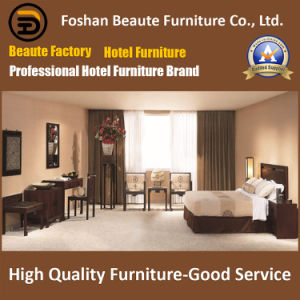 Hotel Furniture/Hotel King Size Bedroom Furniture/Chinese Furniture (GLB-009) pictures & photos