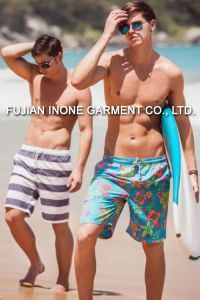 Inone W011 Mens Swim Casual Board Shorts Short Pants pictures & photos