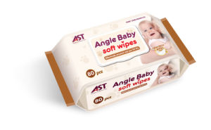 80sheets Private Label Perfume Baby Wipe OEM/ODM Baby Wet Tissues pictures & photos