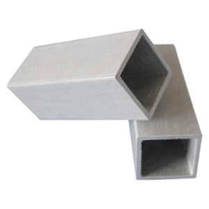 Corrosion Resistance Fiberglass Square Tube with Good Quality pictures & photos
