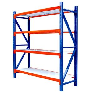 Storage System of Medium Duty Longspan Shelving/Compatible Longspan Shelving pictures & photos