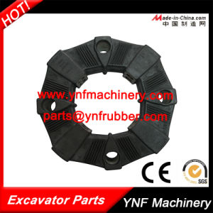 Excavator Flexible Rubber Coupling 200as Hydraulic Coupling pictures & photos