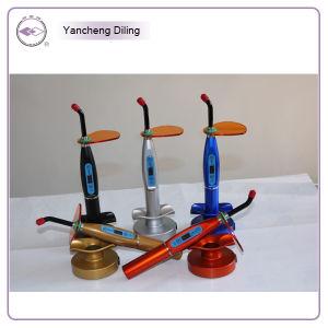 5 Colors Dental Wireless Model LED Light Cure Unit (DLY-A180)