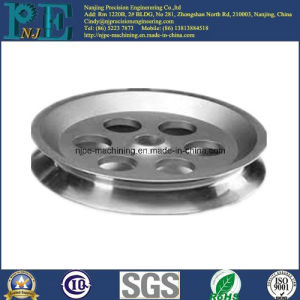 High Demand Precision CNC Machined Worm Wheel pictures & photos