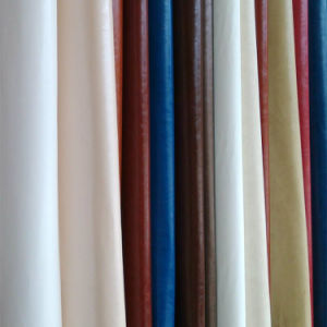PU Leather and PVC Leather for Sofa pictures & photos