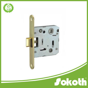 Mortise Door Lock with Sn Finish Iron Front Plate pictures & photos