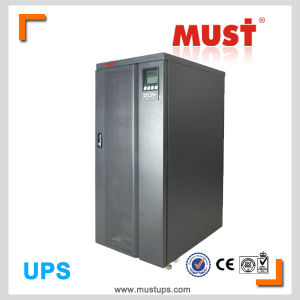 Must High Frequency Three Pahse 40kVA 380VAC Online UPS pictures & photos