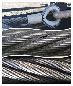 China Steel Wire Rope with Right Hand Lay (CZ-W37) - China Steel ...
