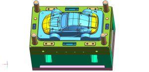 Rmtm-151110 Plastic Toy Car Cover Mould / Toy Part Mould pictures & photos