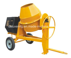 350L Concrete Mixer with Diesel Engine Kipor 178f pictures & photos