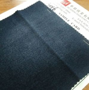 Dark Blue Twill Jeans Fabric (C3016) pictures & photos