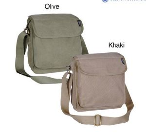 China Canvas Shoulder Men Bike Messenger Bag Sh-16042815 - China ...