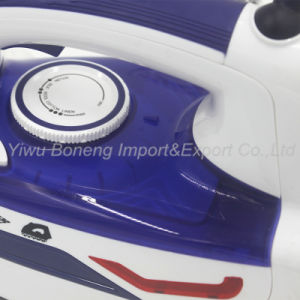 Hot-Selling Sf-9010 Travelling Steam Iron Electric Iron with Ceramic Soleplate (Blue) pictures & photos