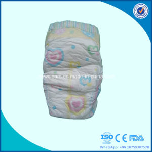 Baby Diaper with Magic Tape to Afirca Market with OEM pictures & photos