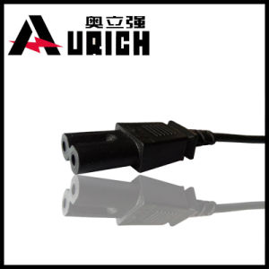 Laptop Power Cord C5 Appliance Connector Stm-3 pictures & photos