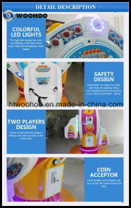 Indoor Playground Coin Operated Kids Rides Kids Amusement Park Ride pictures & photos