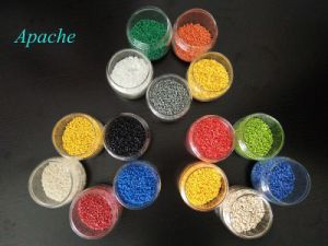 Color Customized Nylon PA66-Gf30 Super Toughened Pellets for Engineering Plastics pictures & photos