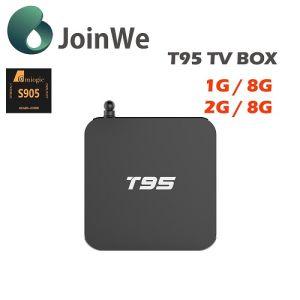 Android TV Box S905 Quad Core Smart TV Box T95 pictures & photos