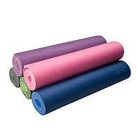 Wholesale Non-Slip Eco-Friendly 100% TPE Yoga Mat pictures & photos