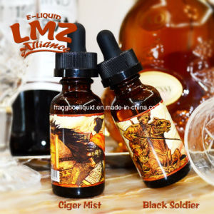 Lmz Gold Popcorn Flavor E Liquid for E Cigarette pictures & photos