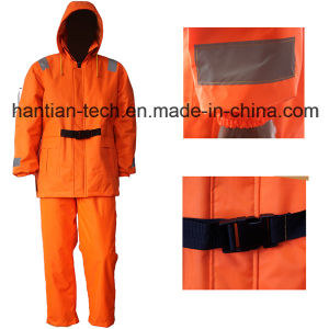 Warm Working Jacket for Crew on Ship Keep Warm (HTFZ001) pictures & photos