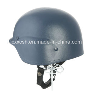 Adjustable Length Good Hiding Performance Kevlar Bulletproof Helmet pictures & photos