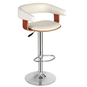 Modern Low Back Adjustable Swivel Hydraulic Bar Stools (FS-WB923-1) pictures & photos