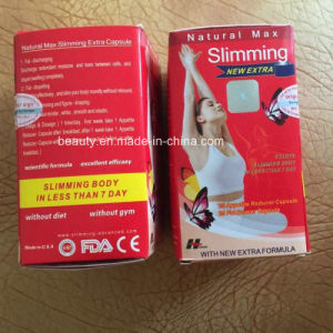 Natural Max Slimming New Extra Herbal Weight Loss Diet Pills pictures & photos